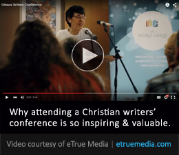 Why Christian writers' conferences are so valuable and encouraging. Video by eTrue media.