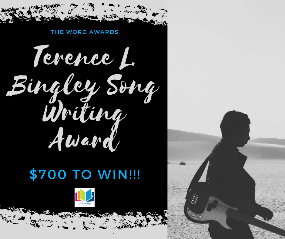 Terence L. Bingley Song Writing Award